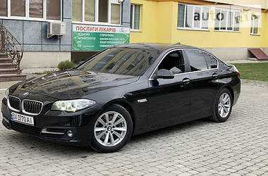 BMW 520 2016 в Каменец-Подольском