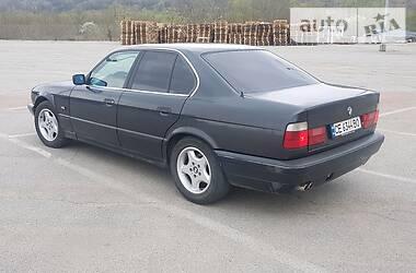 Седан BMW 520 1994 в Черновцах