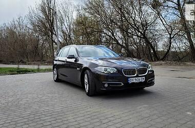 BMW 520 2016 в Хмельницком