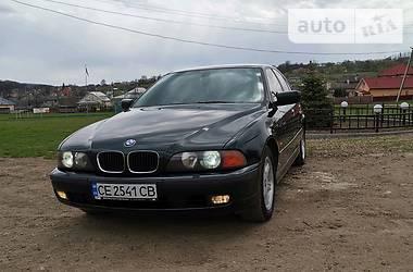 BMW 520 1999 в Черновцах