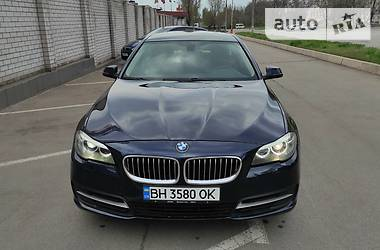 BMW 520 2017 в Запорожье