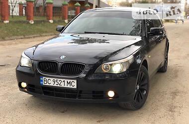 BMW 520 2006 в Новояворовске