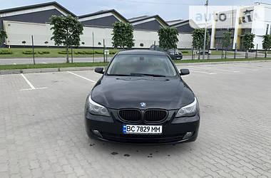 Седан BMW 520 2008 в Бродах