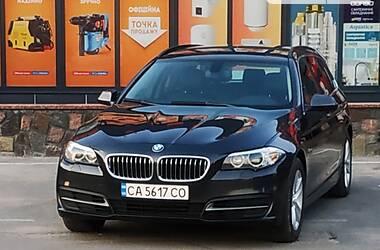Унiверсал BMW 520 2013 в Звенигородці