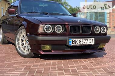 Седан BMW 520 1994 в Ровно