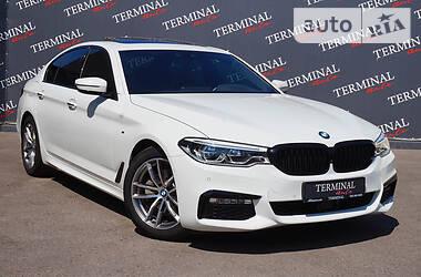 Седан BMW 520 2017 в Одессе