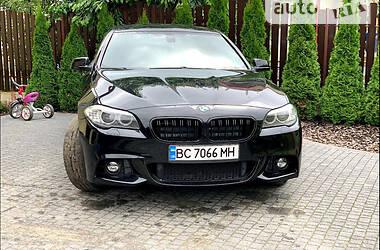 Седан BMW 520 2011 в Львове