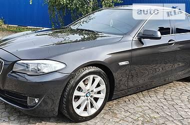 Седан BMW 520 2013 в Мукачевому