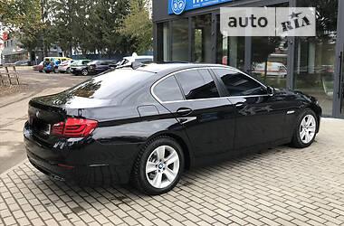 Седан BMW 520 2011 в Ужгороде