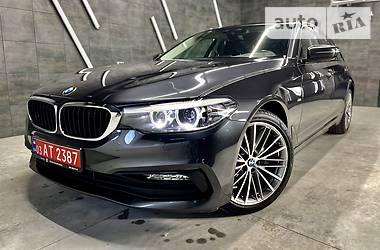Седан BMW 520 2017 в Рівному