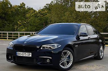 Седан BMW 520 2016 в Одессе