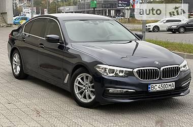 Седан BMW 520 2017 в Львове