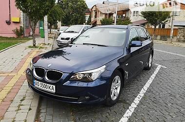 Универсал BMW 520 2009 в Хусте