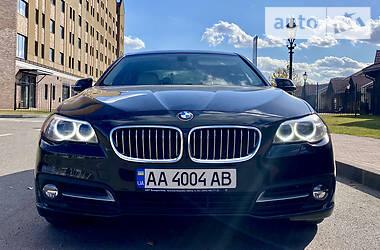Седан BMW 520 2016 в Києві
