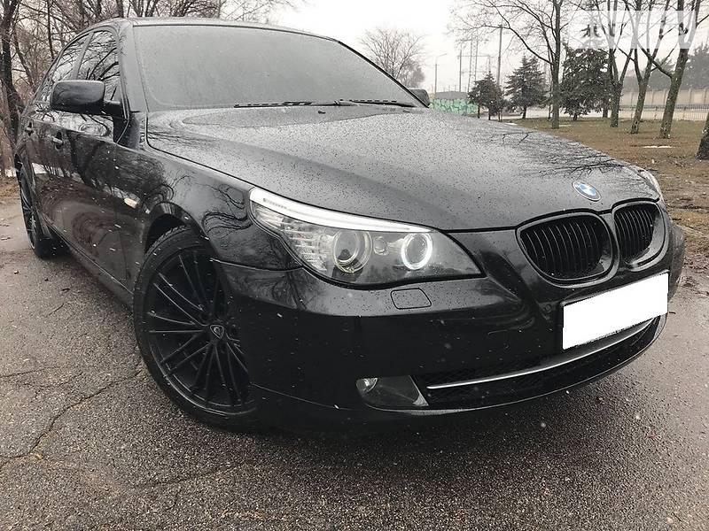 BMW 5 2008 года