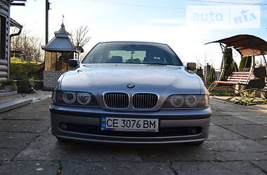 BMW 523 1999 в Черновцах