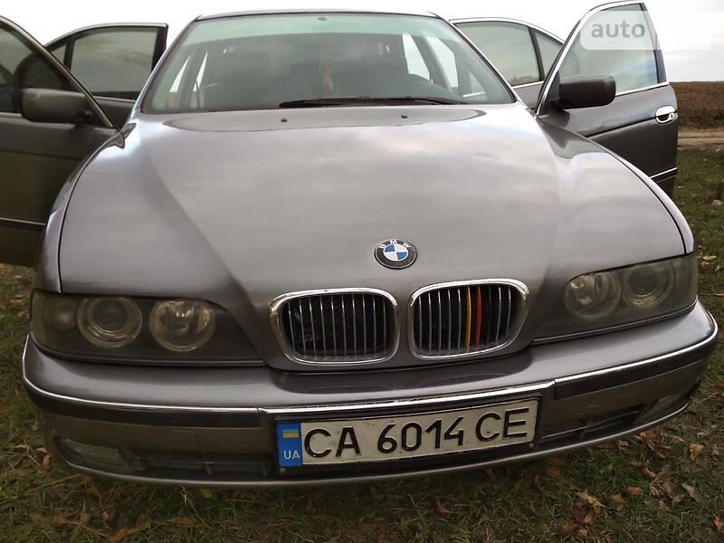 BMW 523 1997 в Жашкове