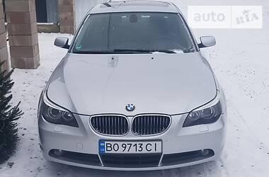 BMW 523 2007 в Теребовле