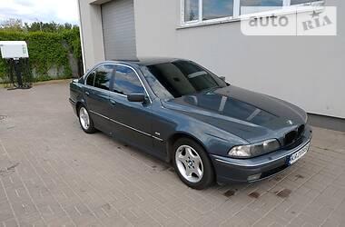 Седан BMW 523 1999 в Киеве