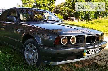 BMW 524 1989 в Ковеле