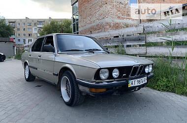 BMW 524 1986 в Ивано-Франковске