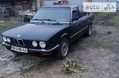 BMW 524 1984 в