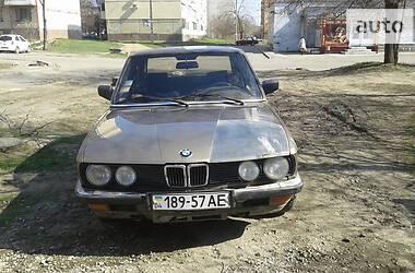 Седан BMW 524 1986 в Новомосковске