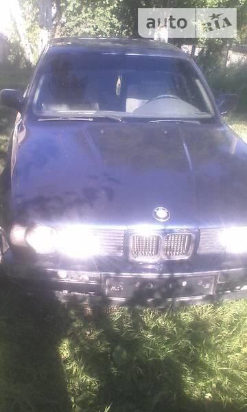 BMW 5 серия 1992 року в Львові