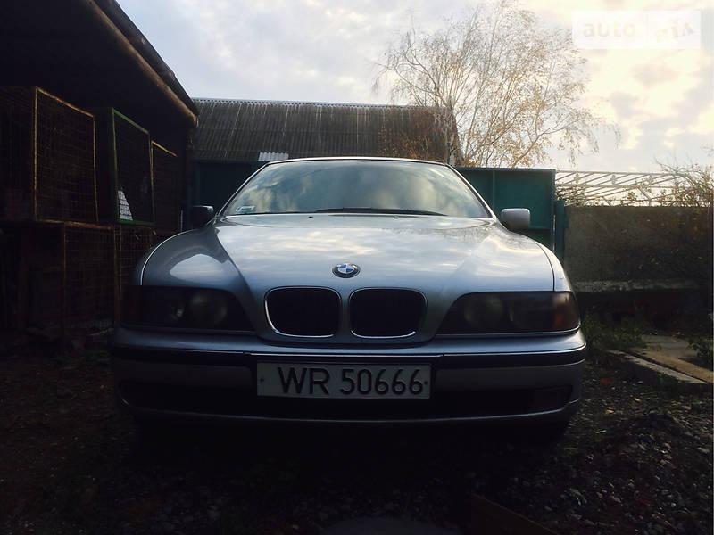 BMW 5 серия 1997 года в Запорожье