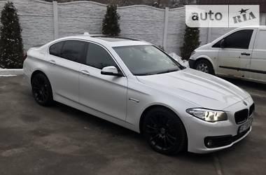 BMW 525 2016 в Днепре