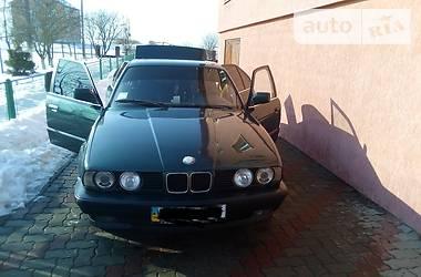 BMW 525 1991 в Львове