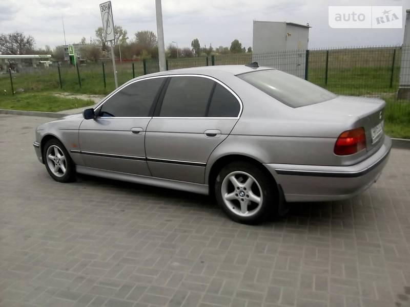 BMW 525 1998 в Днепре