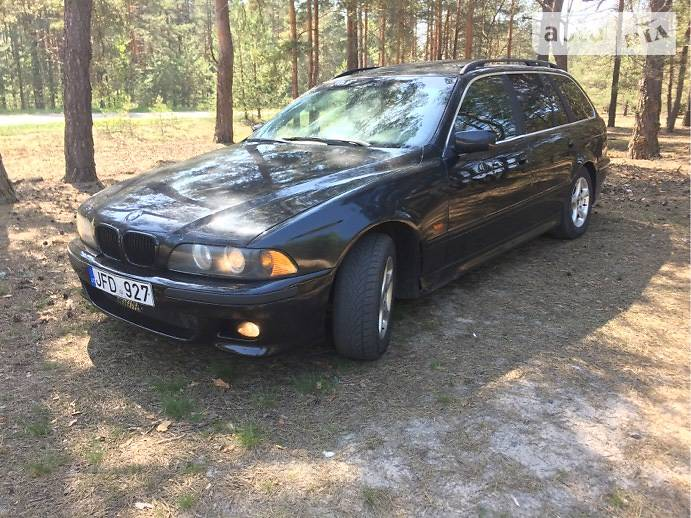 BMW 525 2002 в Вараші