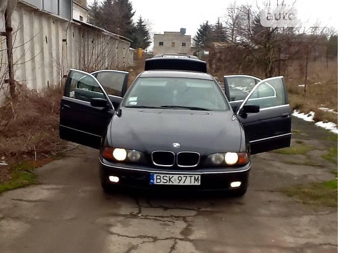 BMW 525 1998 в Тернополе
