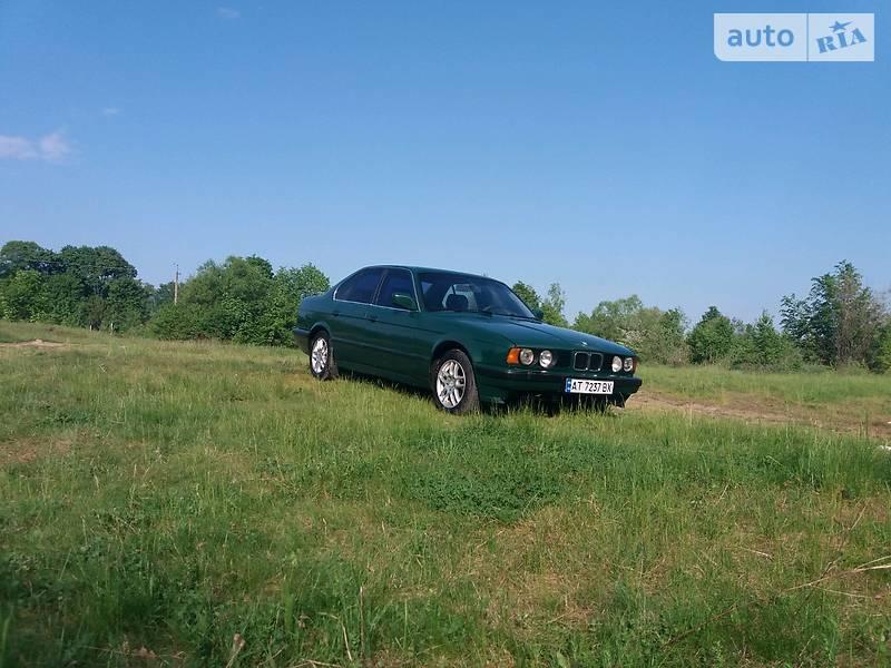 BMW 525 1992 в Долине