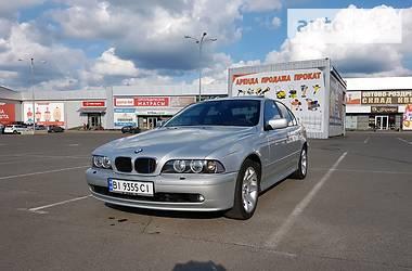 BMW 525 2002 в Полтаве
