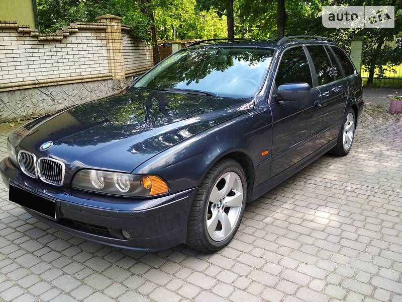 BMW 525 2002 в Львові