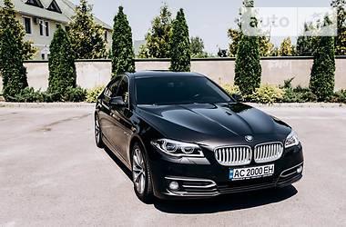 BMW 525 2014 в Луцке