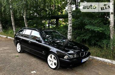 BMW 525 2000 в Чернівцях