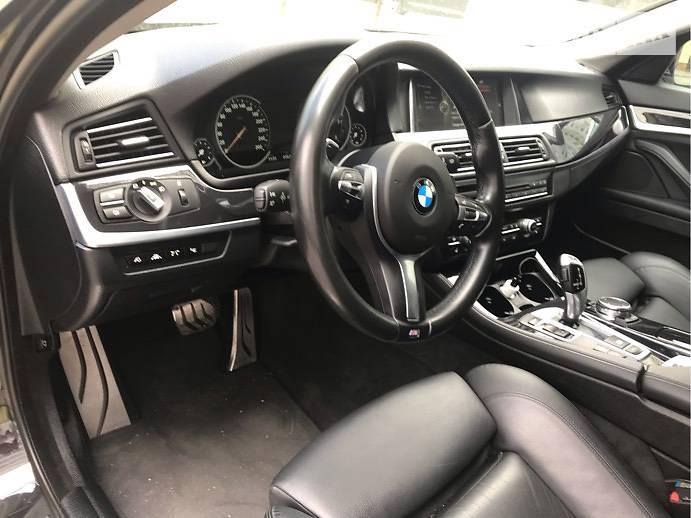Седан BMW 525 2014 в Івано-Франківську