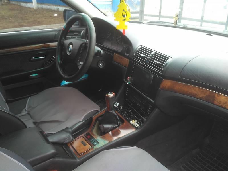 BMW 525 2001 в Дунаевцах