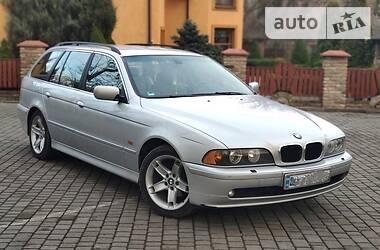 BMW 525 2002 в Мостиске