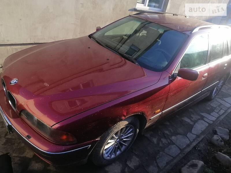 BMW 525 1998 в Костополе