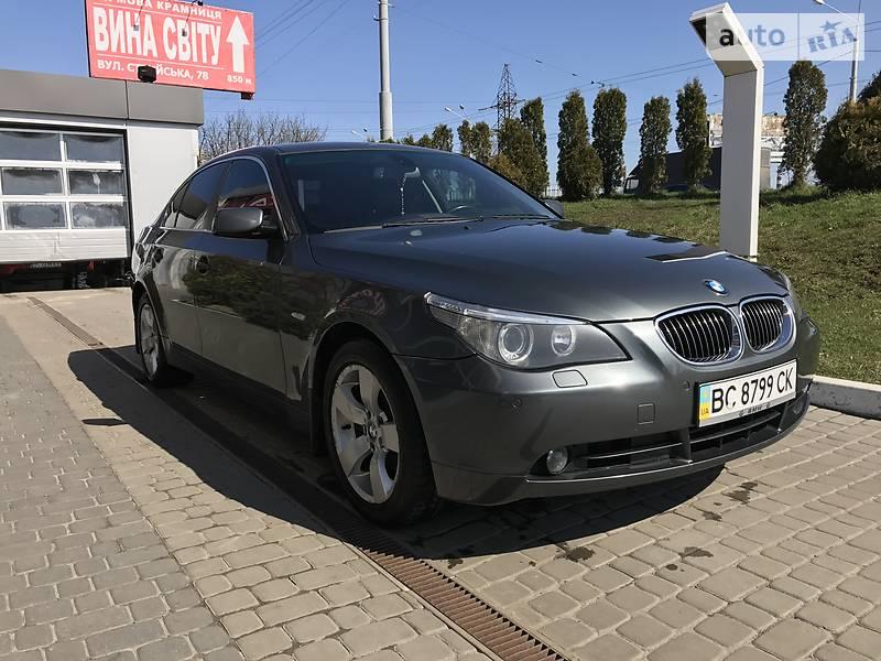 BMW 525 2006 в Львові