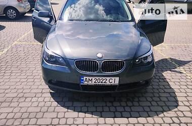 BMW 525 2007 в Львове