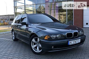 BMW 525 2002 в Ковеле