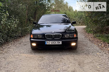 BMW 525 1999 в Хусте