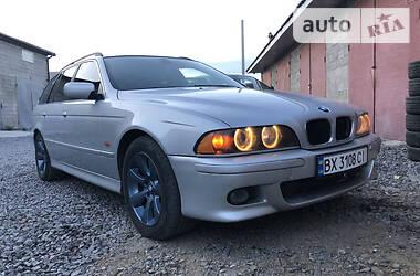 BMW 525 2001 в Ярмолинцах