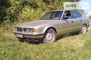 BMW 525 1988 в Попельне