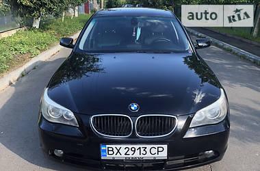 BMW 525 2004 в Хмельницком